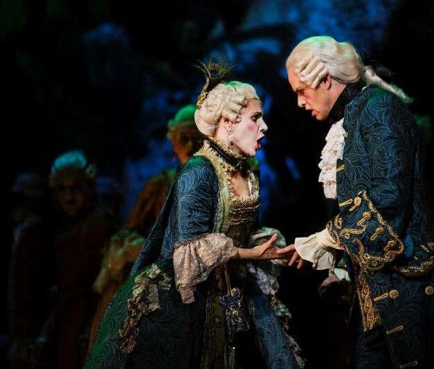 Recension av Massenet på Malmö Opera
