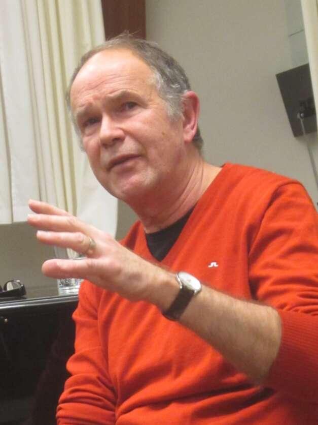 Scenografen Lars-Åke Thessman berättar om sitt förhållande till Richard Strauss