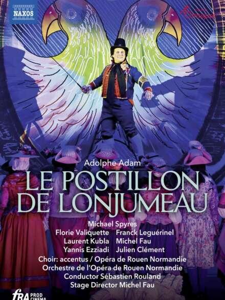 DVD-Tips: Adams Postiljonen från Lonjumeau