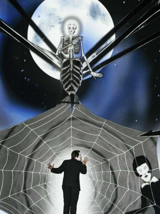 Mozarts Trollflöjten på Det Konglige Teater i Köpenhamn