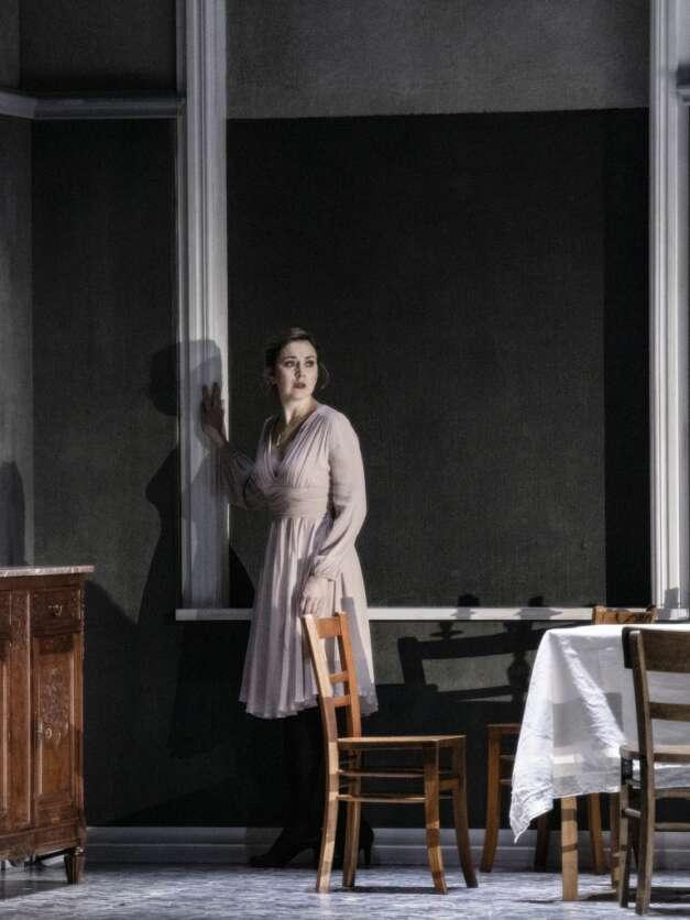 Eugen Onegin på Den Norske Opera & Balett